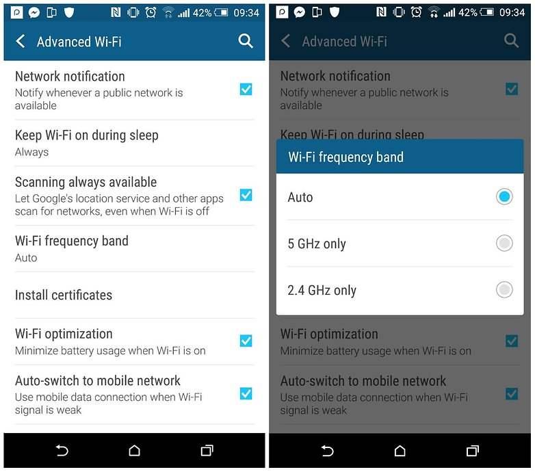 Cara Memperkuat Sinyal Wifi Pada Android 1
