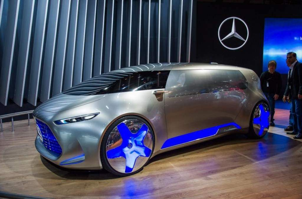 2 Mobil Keren Yang Populer Di Tokyo Auto Show 2015_Mercedes-Benz Vision Tokyo concept