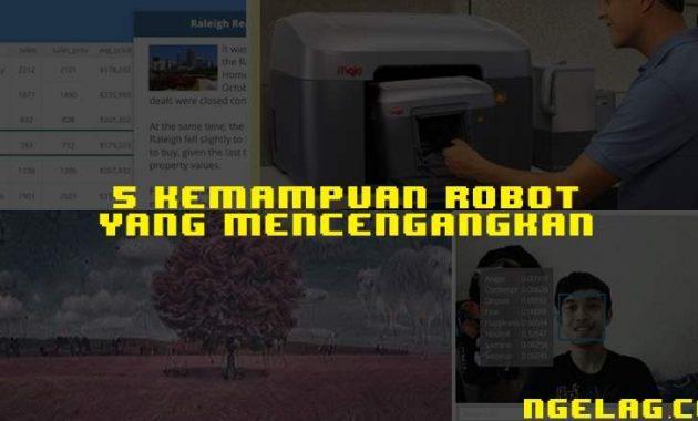 5 Kemampuan Robot Yang Mencengangkan Featured Ngelag.com