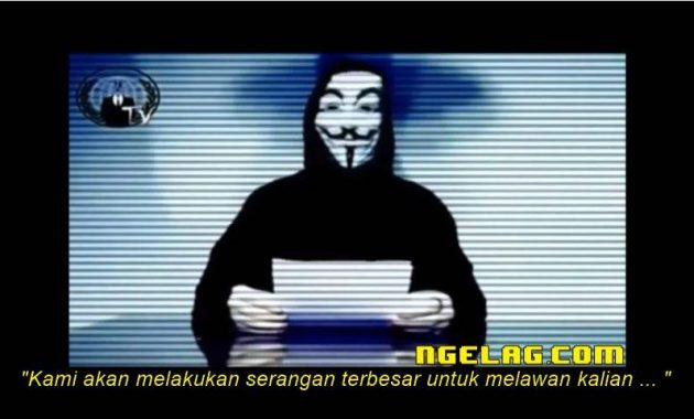 Anonymous Hacker Siap Perang Melawan ISIS Featured Ngelag.com