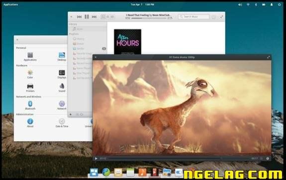 8 Sistem Operasi Paling Ringan Untuk Netbook & Laptop