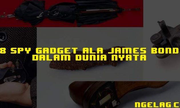Spy Gadget Ala James Bond_Featured_Ngelag.com