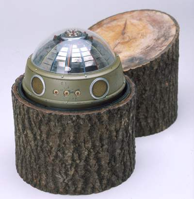 Spy Gadget Ala James Bond_TREE STUMP BUG_Ngelag.com