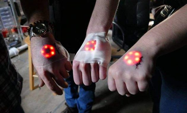 Trend Baru Biohacking Tanam Lampu LED Dalam Kulit Ngelag.com featured