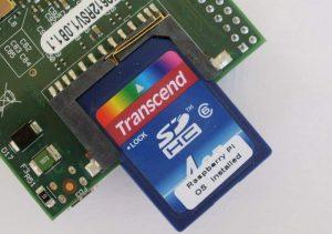 Micro SD Card untuk Raspberry