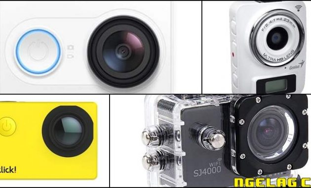 Kamera Sejenis GoPro Murah Ngelag.com
