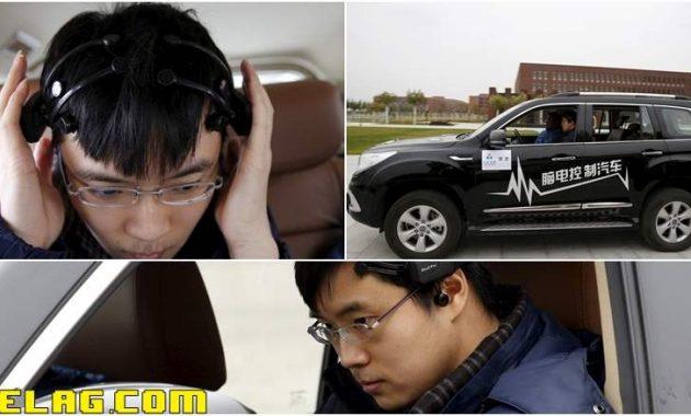 Teknologi Untuk Kendalikan Mobil Lewat Pikiran Featured NGELAG.com