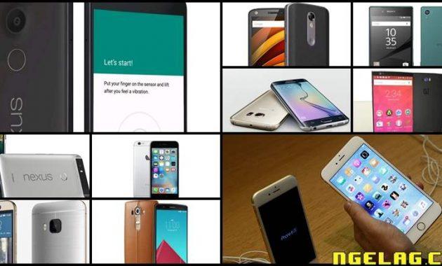 10 Smartphone Dengan Kamera 4K 2160p@30fps