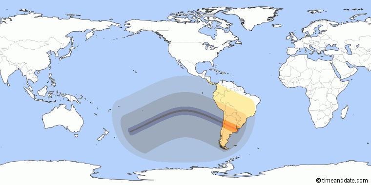 4 Gerhana Matahari Total Akan Terjadi Dalam 5 Tahun Kedepan 2