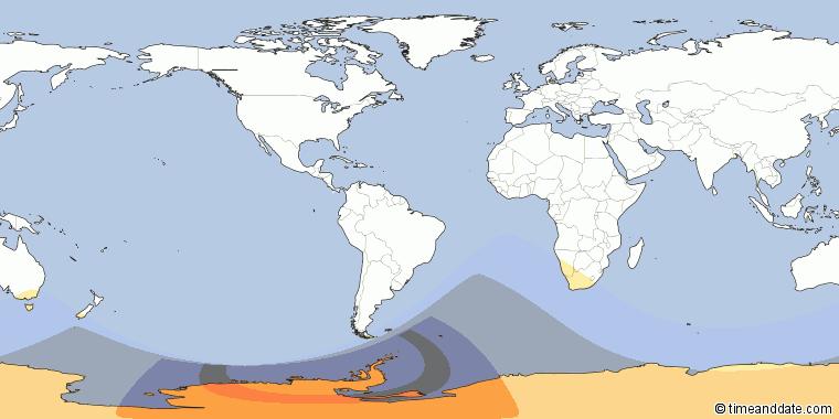 4 Gerhana Matahari Total Akan Terjadi Dalam 5 Tahun Kedepan4