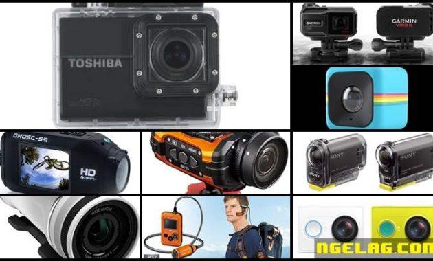 Cara membuat vlog , kamera untuk vlog