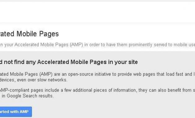 Apa Itu Accelerated Mobile Page Semua Yang Perlu Diketahui.