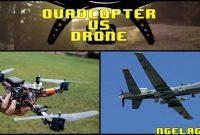 Apa Perbedaan Antara Drone Dan Quadcopter