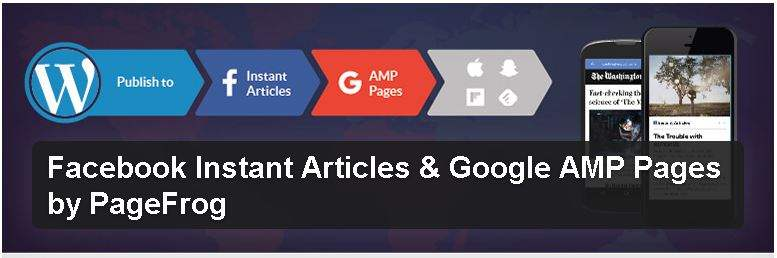 Cara Install Google Accelerated Mobile Pages Pada WordPress PageFrog