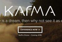 GoPro Adakan Undian Berhadiah 100 Karma Drone
