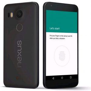 Google Nexus 5X 10 Smartphone Dengan Kamera 4K 2160p@30fps