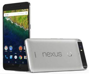 Google Nexus 6P 10 Smartphone Dengan Kamera 4K 2160p@30fps