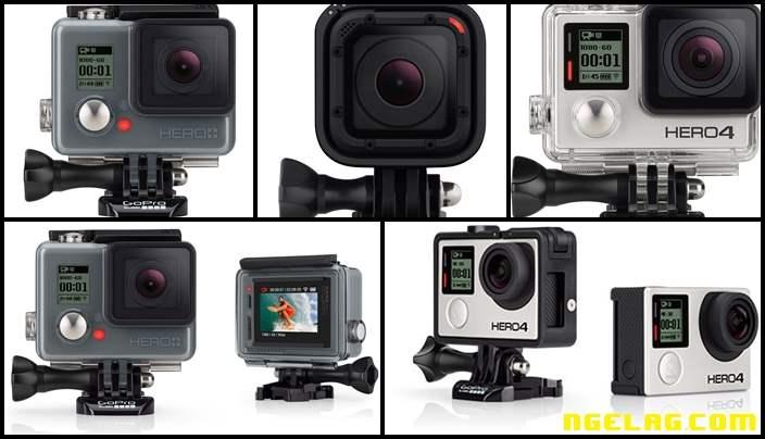 Harga Kamera Gopro Termurah Hingga Termahal 2019 Ngelag Com
