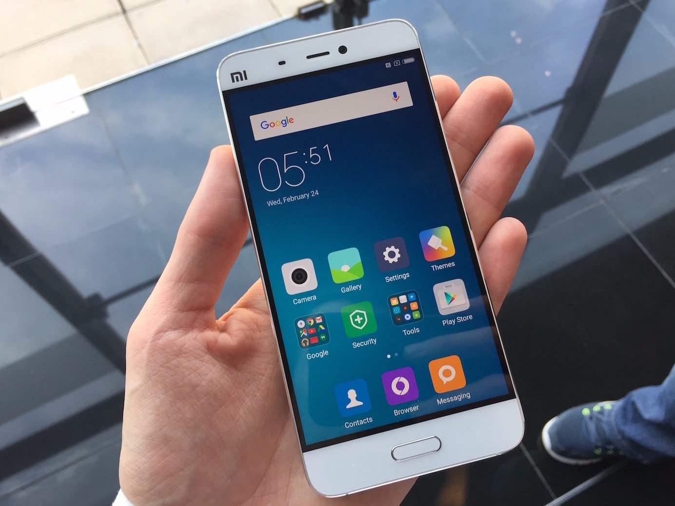 Harga Xiaomi Mi5, Spesifikasi Dan Rilis Indonesia Layar 2