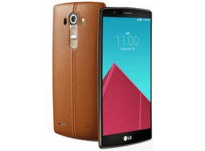LG G4 10 Smartphone Dengan Kamera 4K 2160p@30fps