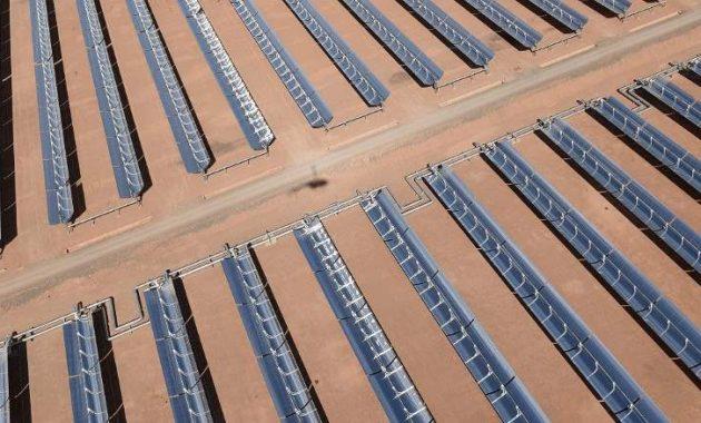 Pembangkit Listrik Tenaga Surya Terbesar Didunia Dibangun Di Gurun Sahara