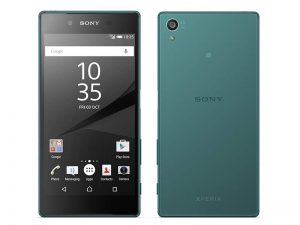 Sony Xperia Z5 10 Smartphone Dengan Kamera 4K 2160p@30fps