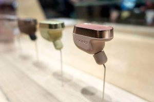 Xperia Ear Pada Ajang Mobile World Congress 2016