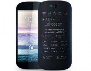 Yotaphone 2 Smartphone Dengan 2 Buah Layar