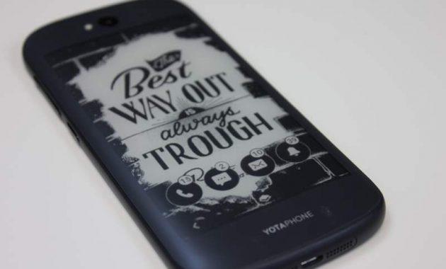 Yotaphone 2 Smartphone Dengan 2 Buah Layar Harga , Spesifikasi 5