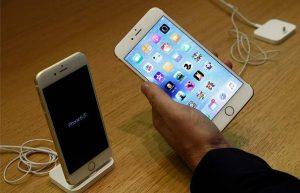 iPhone 6S Plus 10 Smartphone Dengan Kamera 4K 2160p@30fps