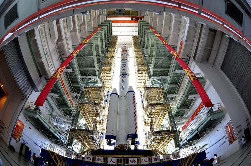 8 Pusat Peluncuran Luar Angkasa Paling Aktif Jiuquan Satellite Launch Center