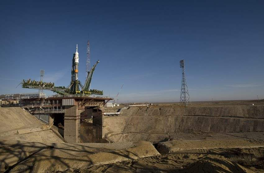 8 Pusat Peluncuran Luar Angkasa Paling Aktif baikonur cosmodrome