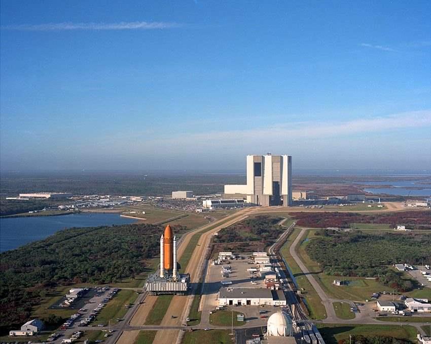 8 Pusat Peluncuran Luar Angkasa Paling Aktif cape canaveral