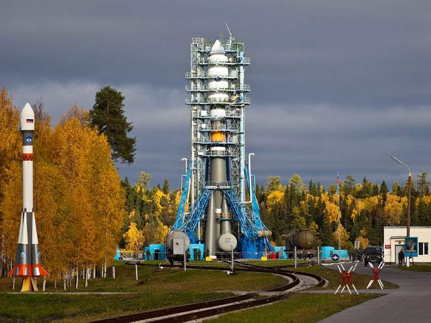 8 Pusat Peluncuran Luar Angkasa Paling Aktif plesetsk cosmodrome