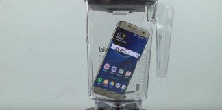 Apa Jadinya Kalau Samsung Galaxy S7 Di Blender.