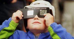 Bahaya Gerhana Matahari 9 Maret 2016 Untuk Mata kaca mata gerhana