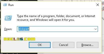 Buka Diskpart FlashDisk Tidak Bisa Diformat Ini Cara Memperbaikinya