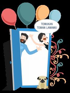 Friendster Hadir Kembali Dengan Tampilan Baru - Friendster.id hanya hadir di Indonesia