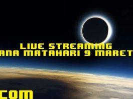 Live Streaming Gerhana Matahari Total 9 Maret 2016 Featured