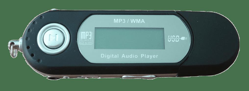 USB MP3 Player Jadul