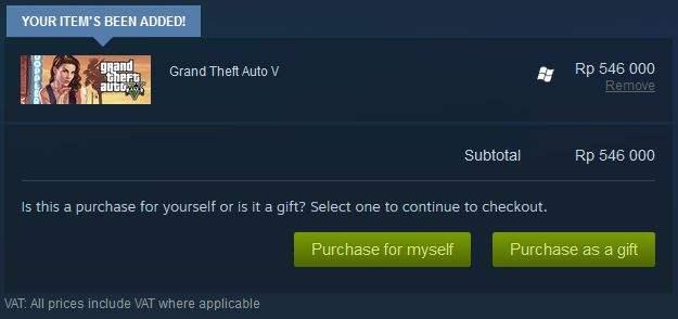 Cara Beli Game Di Steam Tanpa Kartu Kredit GTA V 2