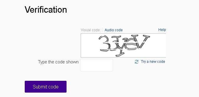 Cara Membuat Email Baru Pada Yahoo Mail Halaman Verifikasi Yahoo Mail