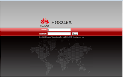 Cara Mengganti Password WiFi Modem Huawei HG8245A