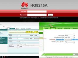 Cara Mengganti Password Wifi Indihome Huawei ZTE Fiberhome
