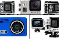 Harga B-Pro Alpha Edition Action Camera Mirip GoPro Termurah