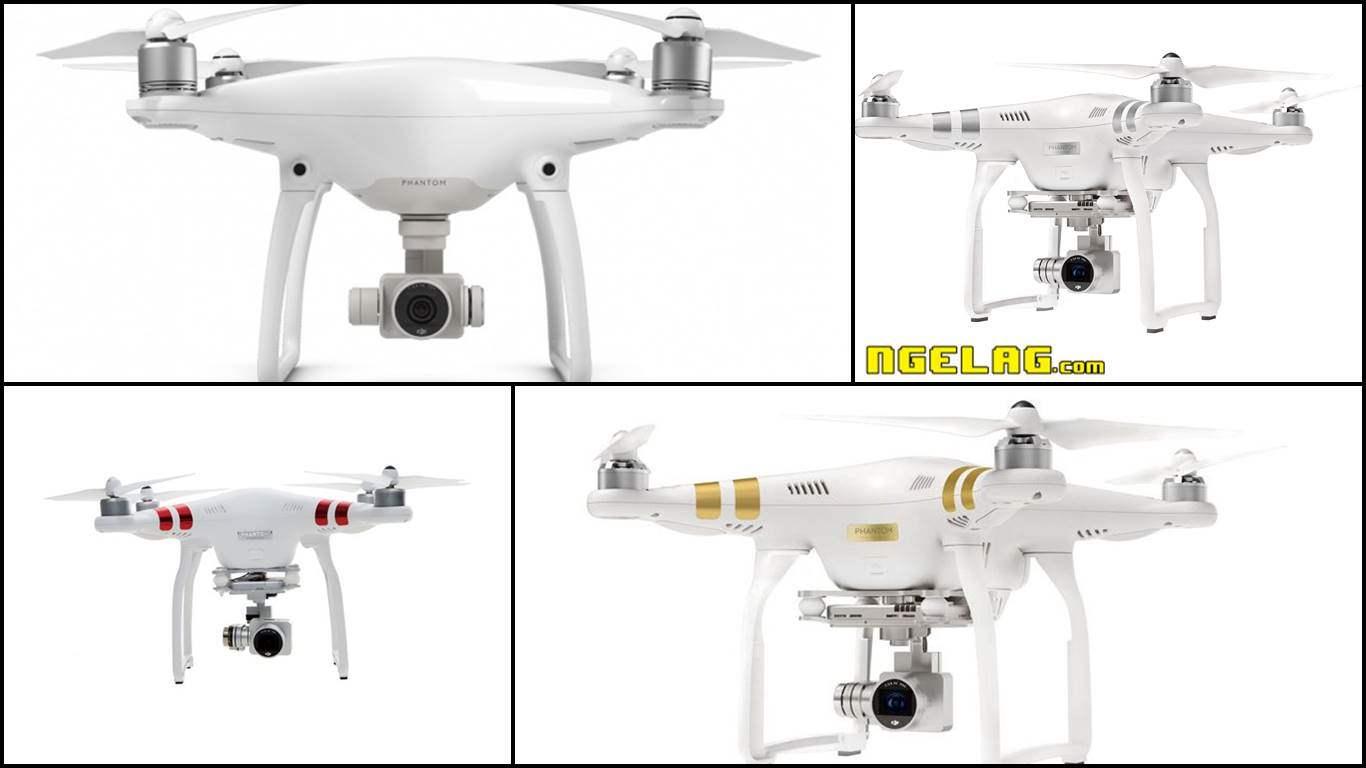 Harga Drone DJI Phantom Terbaru Dengan Spesifikasi