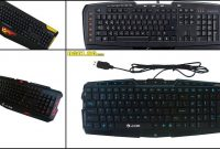 Keyboard Gaming Murah Berkualitas Anti Ghosting Terbaru 2016