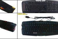 Keyboard Gaming Murah Berkualitas Anti Ghosting Terbaru 2016