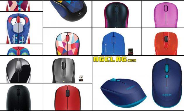 Mouse Logitech Wireless Harga Murah , Daftar Harga Mouse Logitech Wireless Terbaru 2016