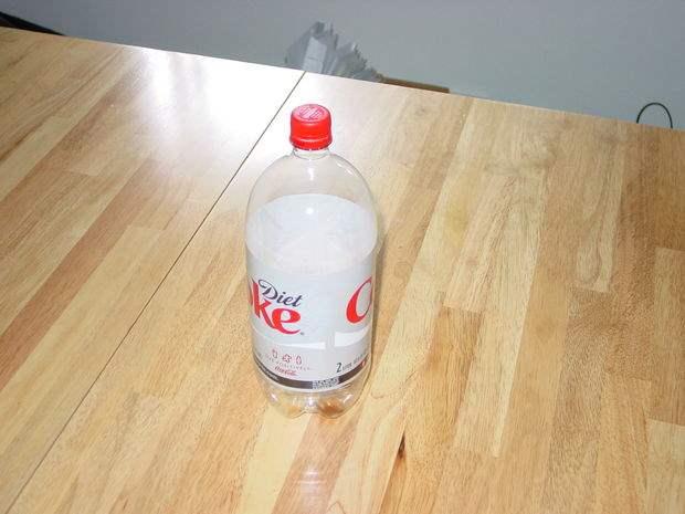 Penguat Sinyal Wifi 2 Siapkan Botol
